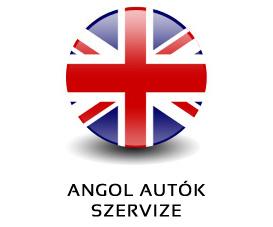 ANGOL AUTÓK SZERVIZE